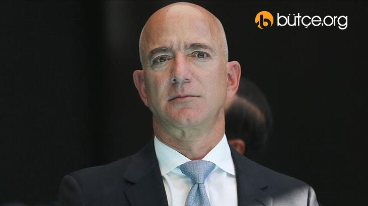 Amazon'un kurucusu Jeff Bezos görevinden ayrılıyor